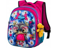 Рюкзак школьный Winner Stile R1-004 для девочек розовый