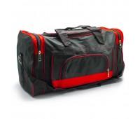 Дорожная сумка Gear Bag GB7045.277 черная с красным
