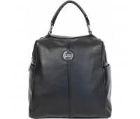 Рюкзак женский VALLE MITTO FA-D87176 черный