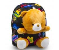 Детский дошкольный рюкзак  Cappuccino Toys CT7143.277 черный