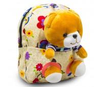 Детский дошкольный рюкзак  Cappuccino Toys CT7143.277 бежевый
