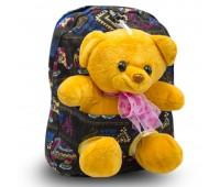 Детский дошкольный рюкзак  Cappuccino Toys CT2251.277 черный