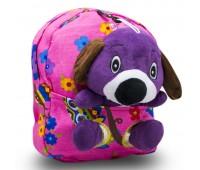 Детский дошкольный рюкзак  Cappuccino Toys CT2250.277 розовый