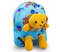 Детский дошкольный рюкзак  Cappuccino Toys CT2244.277 голубой