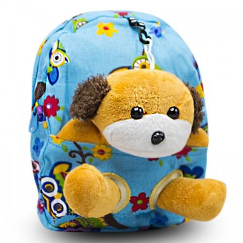 Детский дошкольный рюкзак  Cappuccino Toys CT2246.277 голубой