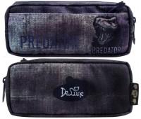 Пенал школьный Delune каркасный D-856 для мальчика