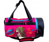 Спортивная сумка детская для девочки Delune L-02