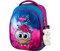 Рюкзак школьный Winner Stile 6014 для девочек розовый
