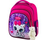 Рюкзак школьный Winner Stile 5004 для девочек розовый