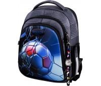 Рюкзак школьный Winner Stile 5007 для мальчиков черный