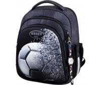 Рюкзак школьный Winner Stile 5010 для мальчиков черный