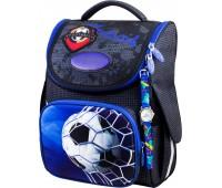 Рюкзак-ранец для мальчика Winner ONE 2048 школьный ортопедический черный
