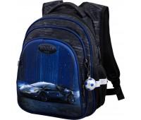 Рюкзак школьный Winner ONE R2-169 для мальчиков черный