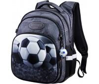 Рюкзак школьный Winner ONE R3-224 для мальчиков черный
