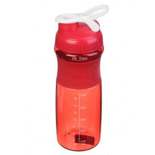 Бутылка спортивная Thermo LP83-8412 красная ,500 мл