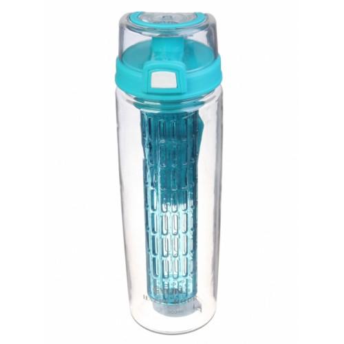 Бутылка спортивная Thermo LP83-8368 голубая ,800 мл