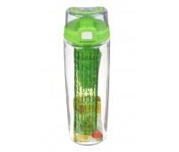 Бутылка спортивная Thermo LP69-1153 зеленая  ,800 мл