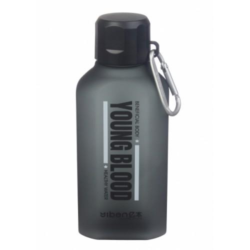 Бутылка спортивная Thermo LP83-8184 черная ,530 мл