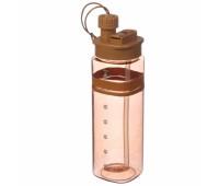 Бутылка спортивная Thermo LP83-7477 коричневая ,710 мл