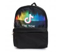 Рюкзак подростковый Cappuccino Toys TIK TOK 1533-ekvalaizer черный