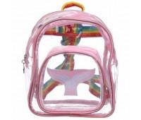 Рюкзак детский для девочек Cappuccino Toys CT83-3073 розовый