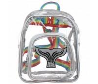 Рюкзак детский для девочек Cappuccino Toys CT83-3080 серый