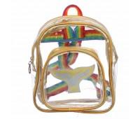 Рюкзак детский для девочек Cappuccino Toys CT82-112 желтый