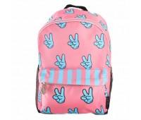 Рюкзак детский  Cappuccino Toys CT83-2830 розовый