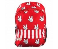 Рюкзак детский  Cappuccino Toys CT83-2823 красный