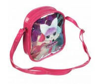 Сумка детская для девочек с LOL Cappuccino Toys CT83-386 темно-розовый