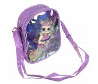Сумка детская для девочек с LOL Cappuccino Toys CT83-379 фиолетовый