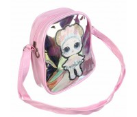 Сумка детская для девочек с LOL Cappuccino Toys CT83-348 розовая