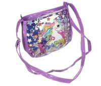 Сумка детская для девочек Cappuccino Toys CT83-324 фиолетовая