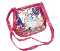 Сумка детская для девочек Cappuccino Toys CT83-300 темно-розовая