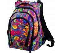 Рюкзак Winner 244D подростковый разноцветный
