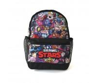 Рюкзак Бравл Старс Cappuccino Toys Brawl Sters 1533-3 все герои разноцветный
