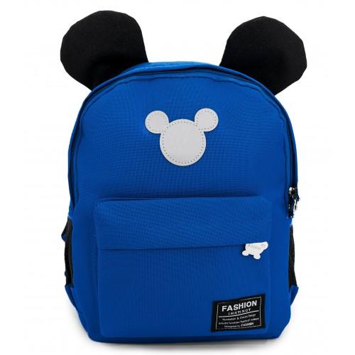 Рюкзак Aimina Mickey mouse Микки Маус 701 дошкольный синий (A-MM01-blue)