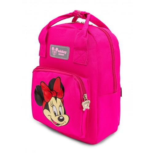 Рюкзак Aimina Mini mouse Минни Маус 1940 дошкольный розовый (A-mM01-pink)
