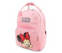 Рюкзак Aimina Mini mouse Минни Маус 1940 дошкольный светло-розовый (A-mM02-L-pink)