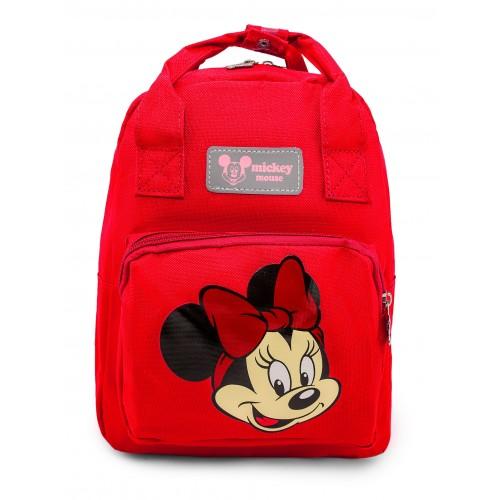 Рюкзак Aimina Mini mouse Минни Маус 1940 дошкольный красный (A-mM03-red)
