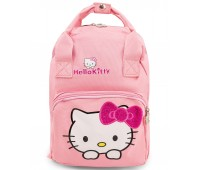 Рюкзак Aimina Hello Kitty Хеллоу Китти 1940 дошкольный светло-розовый (A-HK-02-L-pink)