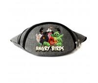 Сумка Бананка Энгри Бердс на пояс Cappuccino Toys Angry Birds Heroes серая