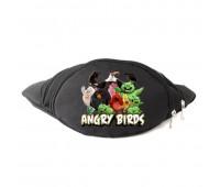 Сумка Бананка Энгри Бердс на пояс Cappuccino Toys Angry Birds Heroes черная