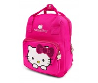 Рюкзак Aimina Hello Kitty Хеллоу Китти 1940 дошкольный розовый (A-HK-01pink)