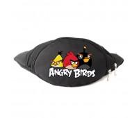 Сумка Бананка Энгри Бердс на пояс Cappuccino Toys Angry Birds Heroes 2 черная
