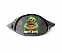 Сумка Бананка Энгри Бердс на пояс Cappuccino Toys Angry Birds Red/Pig серая