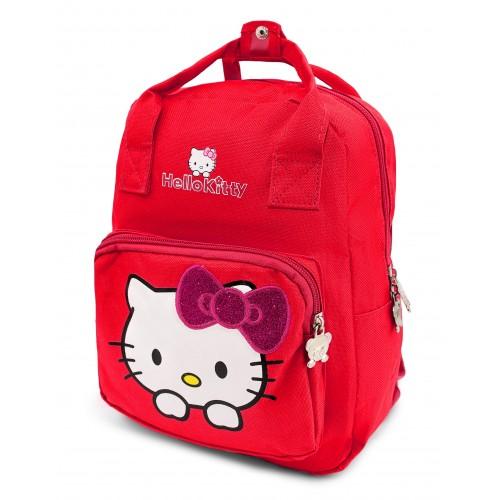 Рюкзак Aimina Hello Kitty Хеллоу Китти 1940 дошкольный красный (A-HK-03red)
