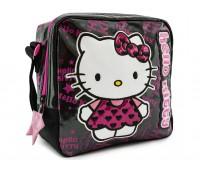 Ланч-бэг Hakancanta Hello Kitty 30706 термосумка для ланча черный с розовым (HK-3-706)