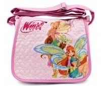 Сумка Yaygan Winx 551617 для девочек водонепроницаемая нежно-розовая (Winx-551617)