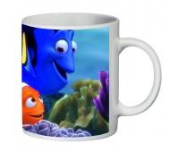 Кружка В поисках Немо Nemo SuperCup (чашка-SC-Nemo008)